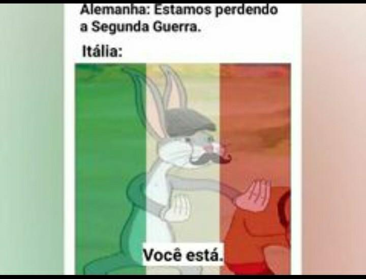 Mussolini... - meme