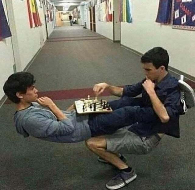 Essas duas mentes tem o poder de mexer o cu sem piscar o pau - meme