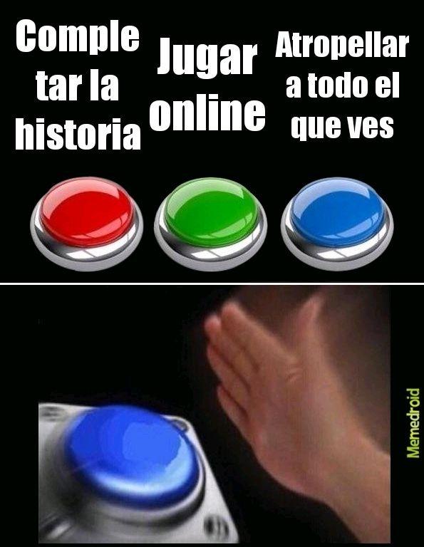 GTA V - meme