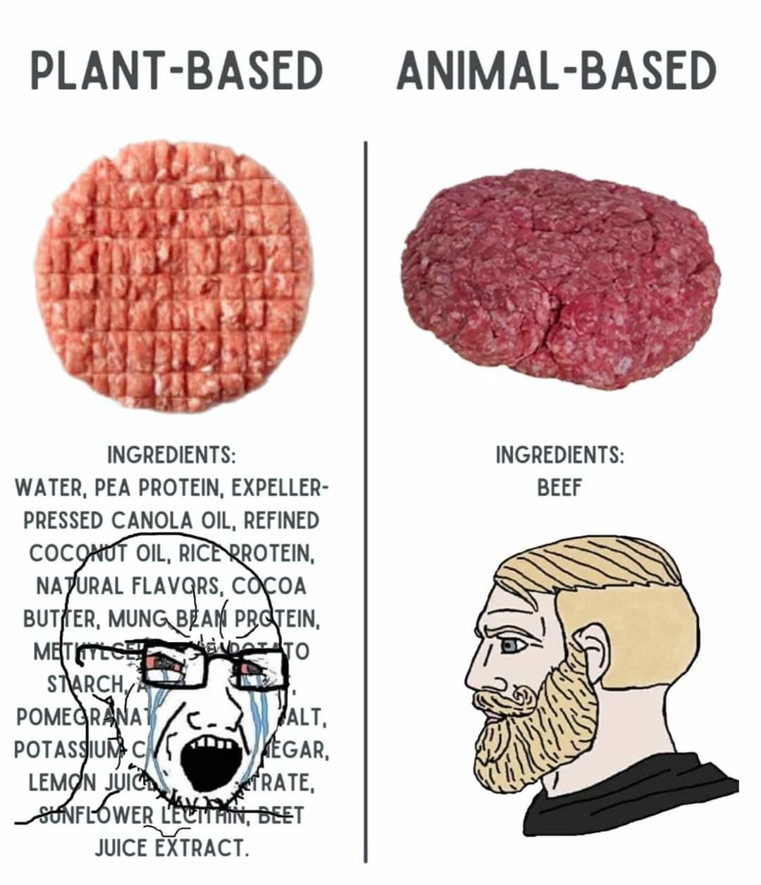 Beef - meme