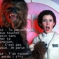 Malin le Chewie !