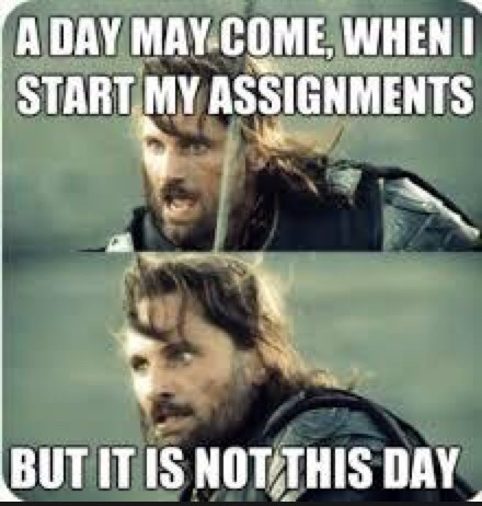 LOTR destroys study! - meme
