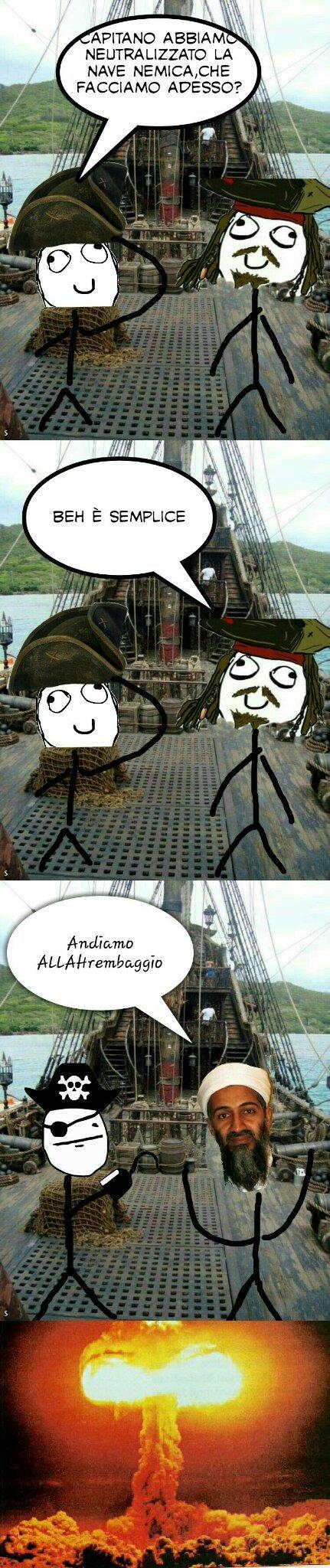 Primo ed ultimo meme,ciao a tutti addio.by crocheterevolution