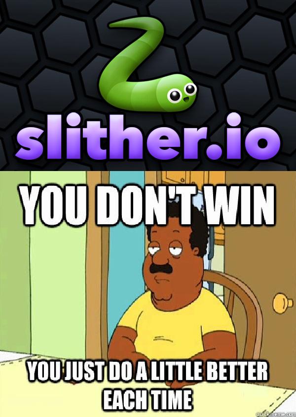 You never win - meme