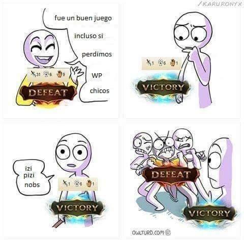 Malditos :c - meme