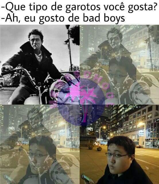 Bad boy - meme