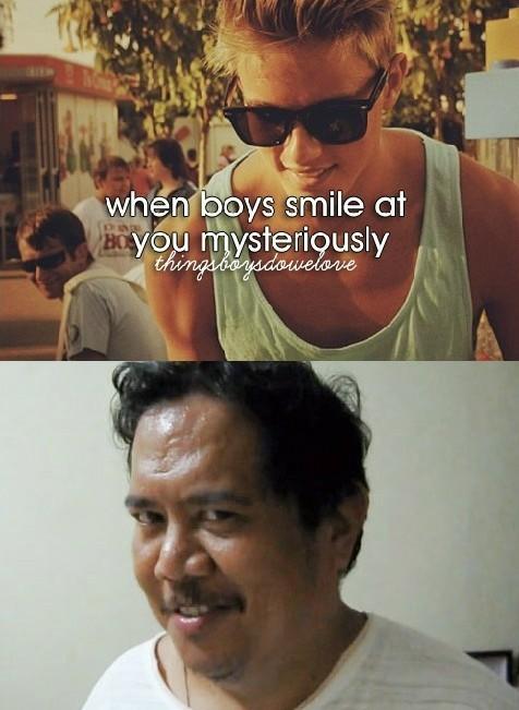 Smile :) - meme