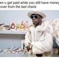 Getting rich bitch