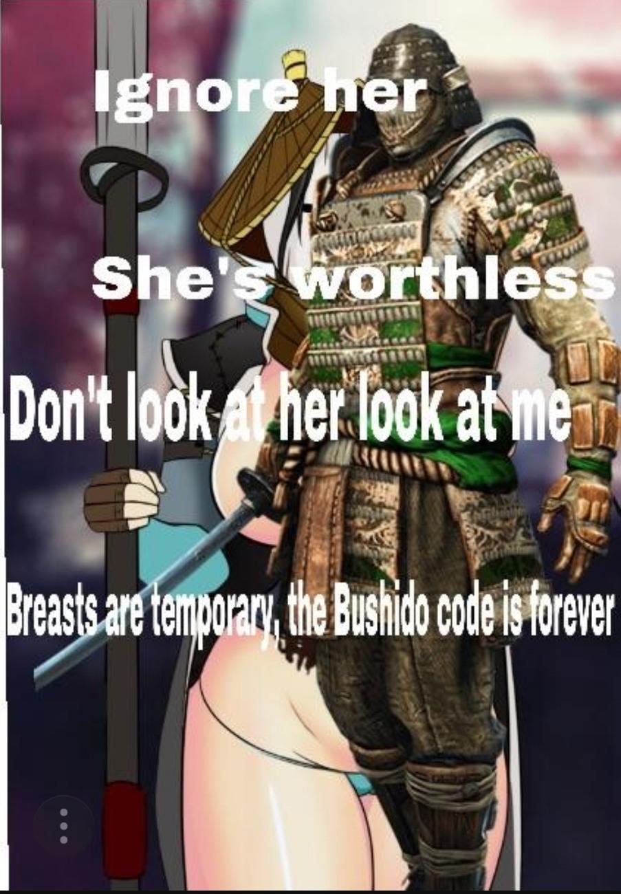 For honor - meme