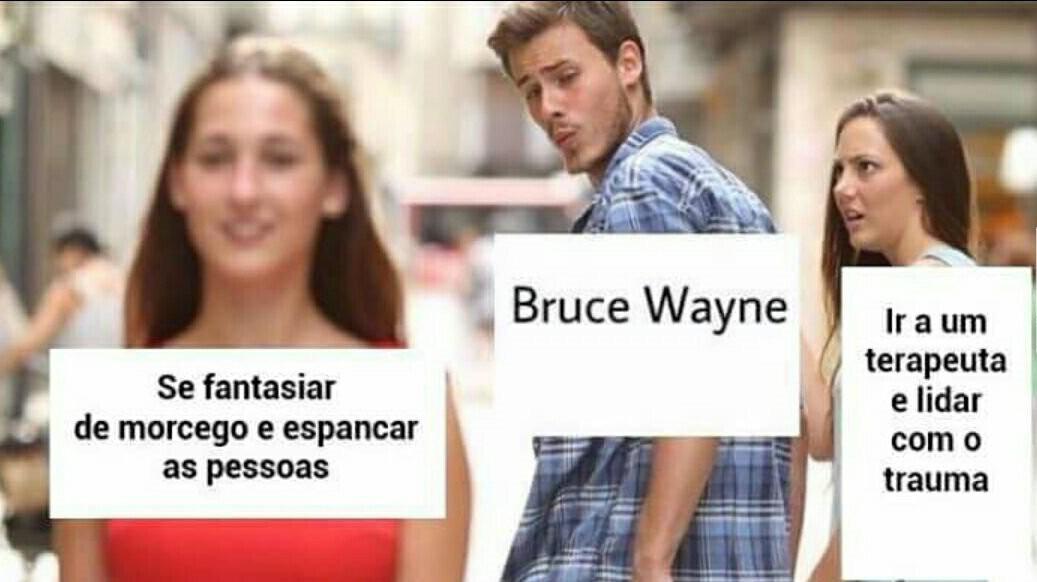 Pô Bruce - meme