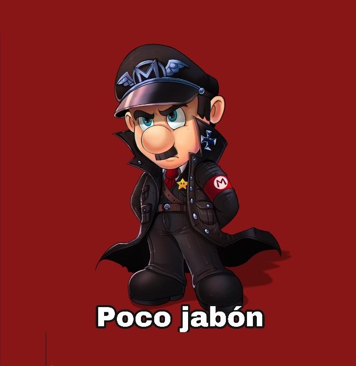 """busqué """"Mario hitler"""" en imágenes del buscador de Google y bueno... - meme"""