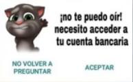 no te puedo oir necesito acceder a tu cuenta bancaria - meme