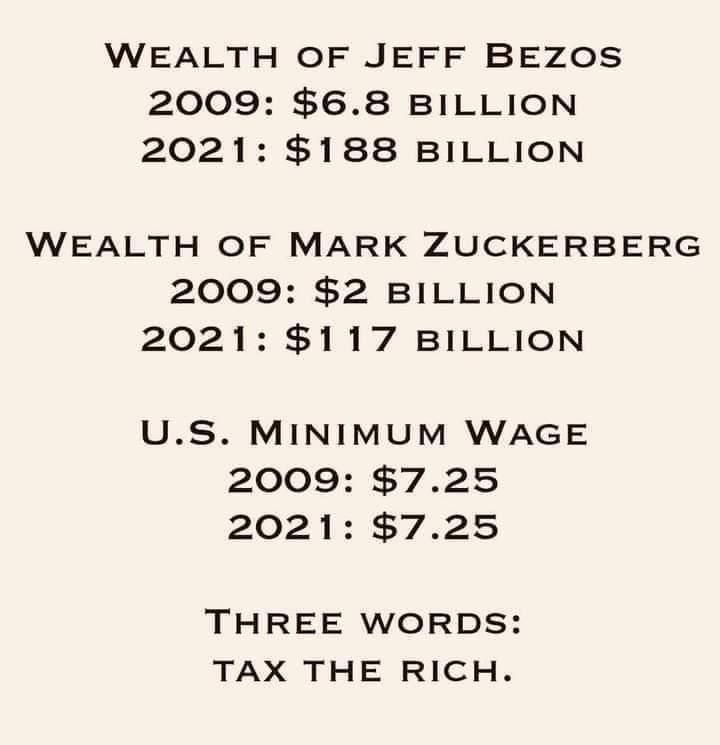tax the rich - meme