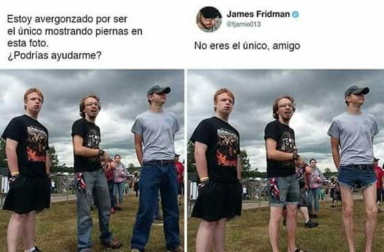 Este James - meme