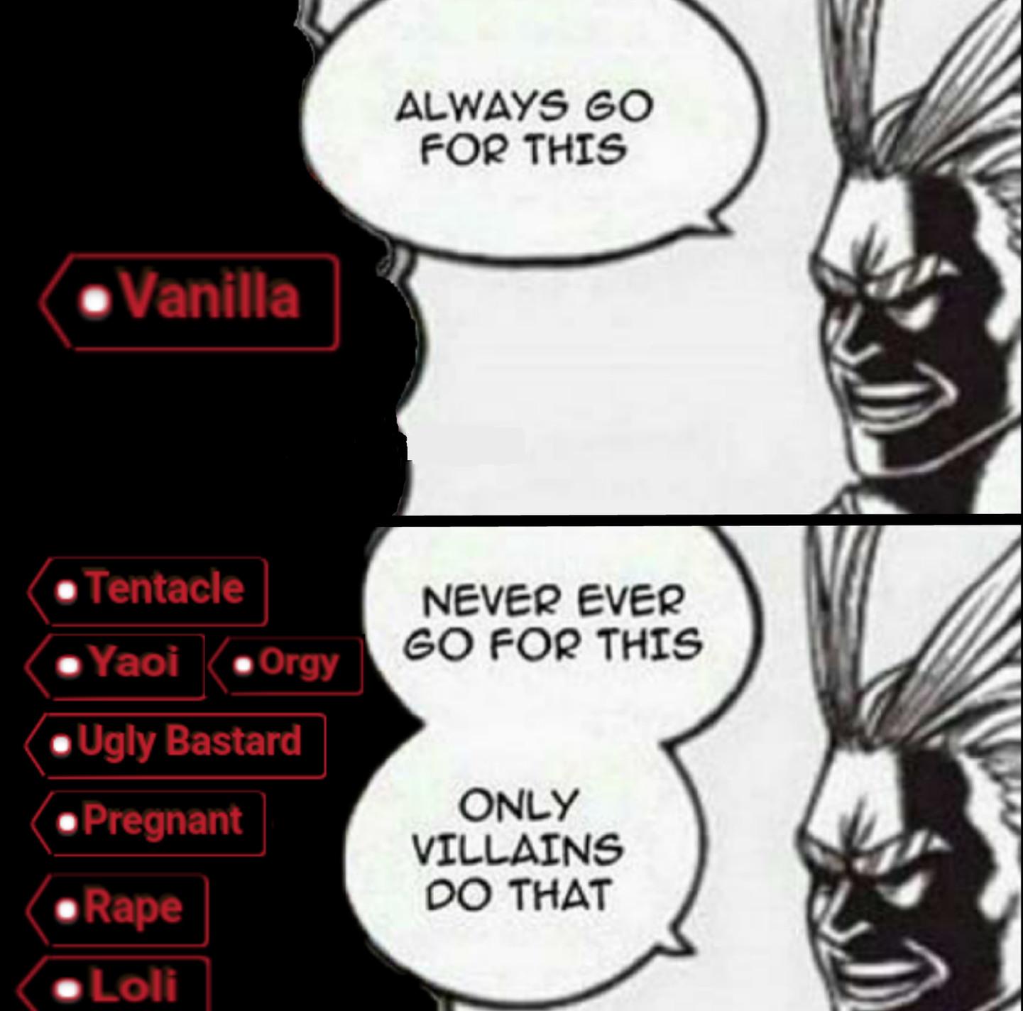 Milf is best tag - meme