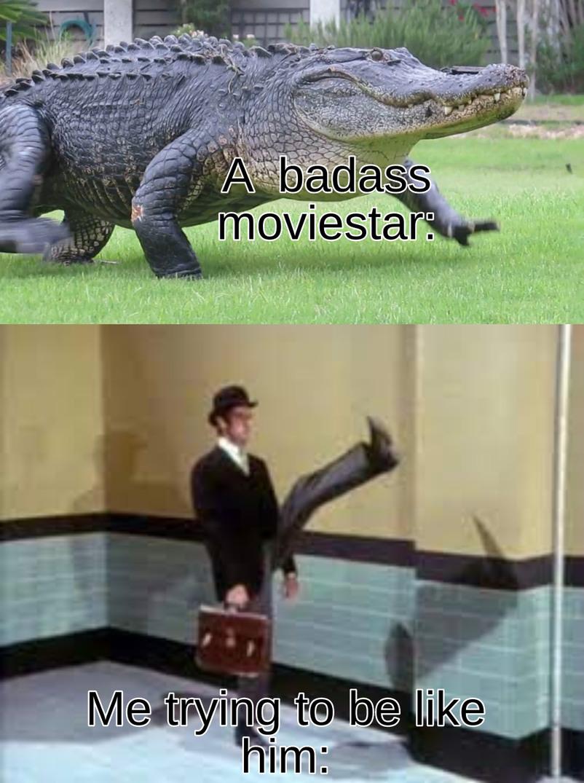 try harder - meme