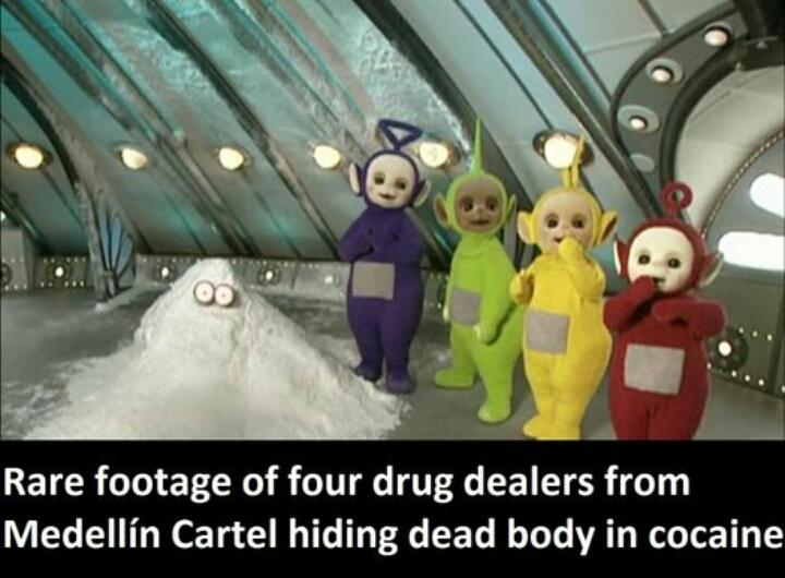 J'ai toujours su que c'était des gangster. - meme