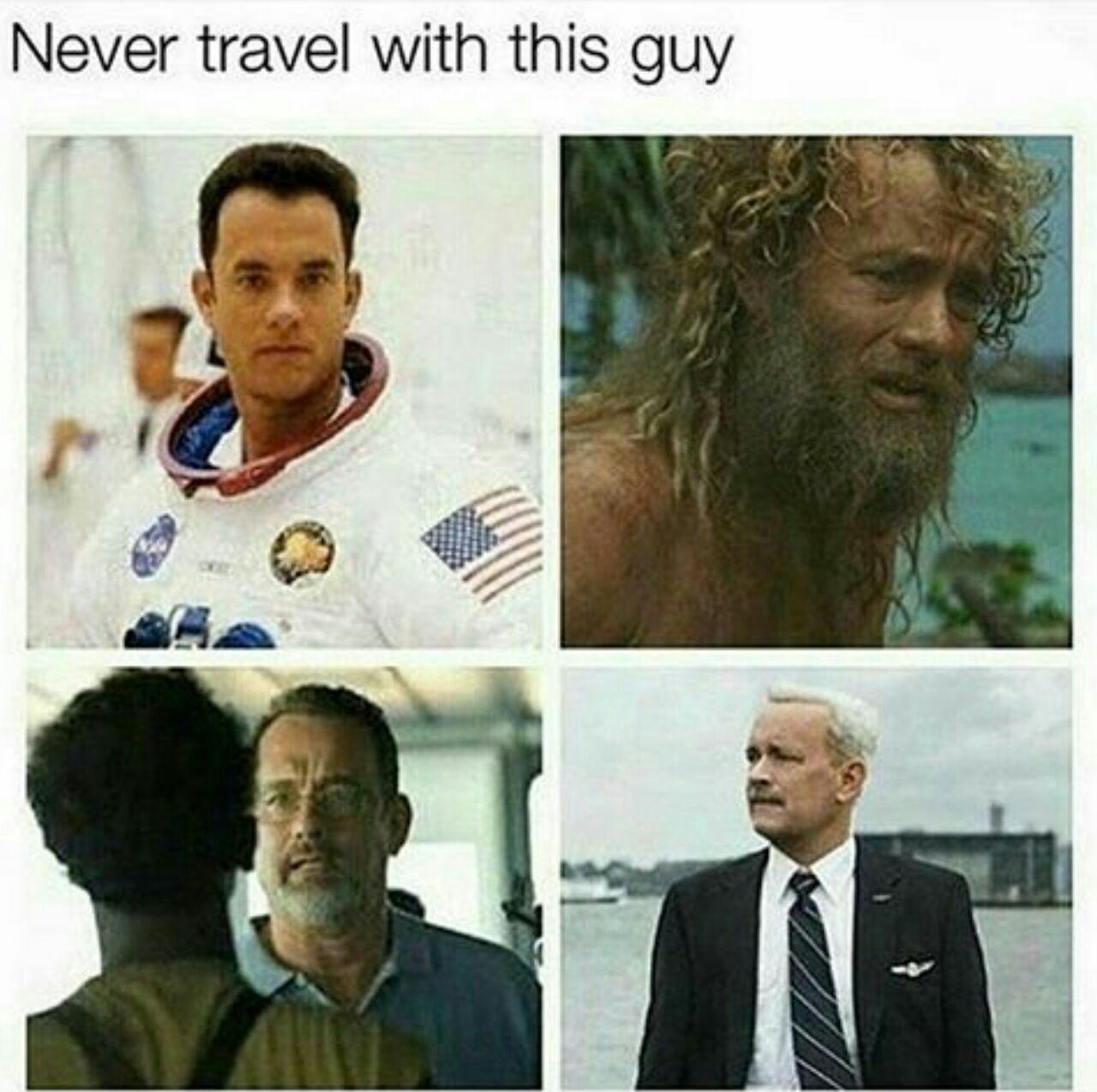 Never again - meme