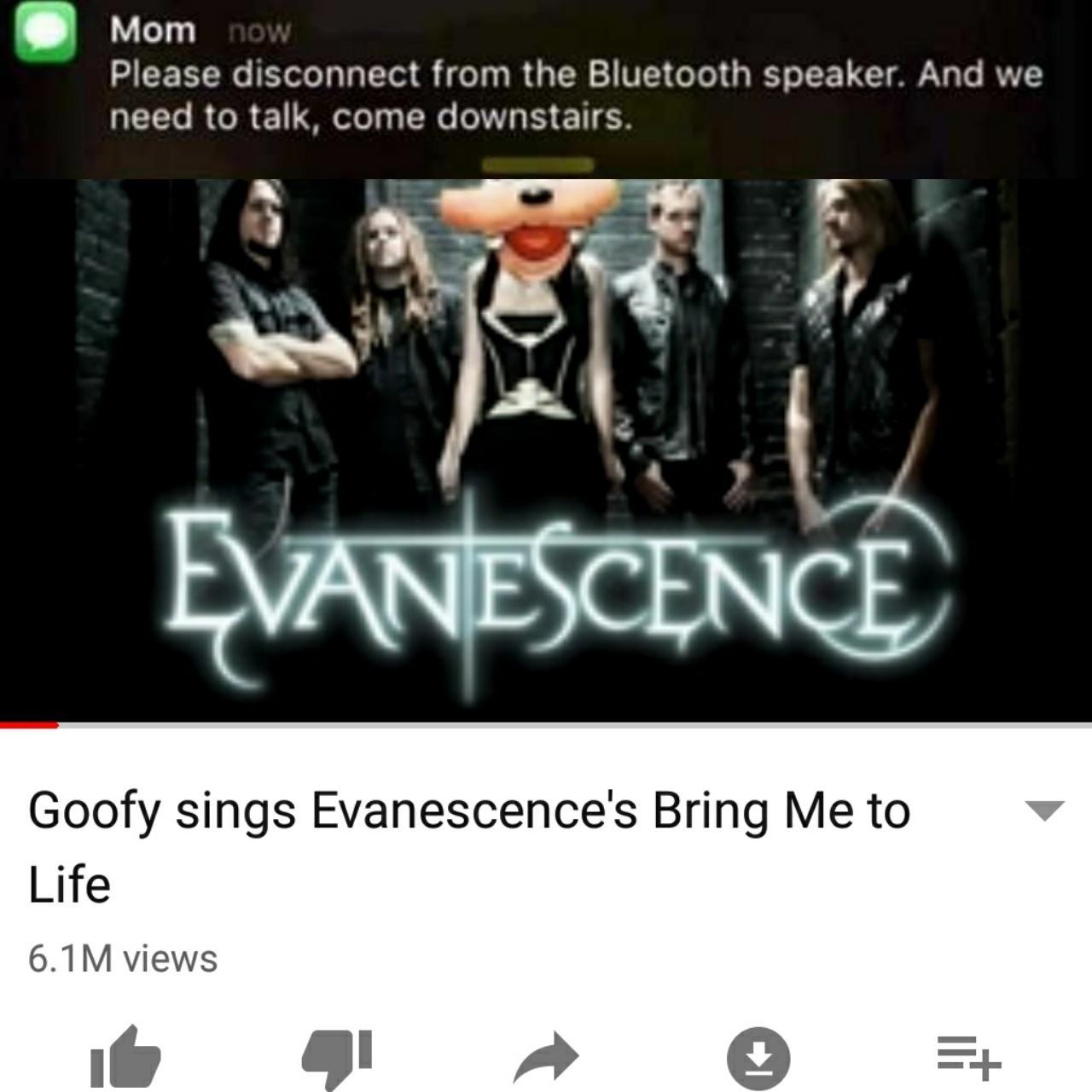 A Goofy Meme