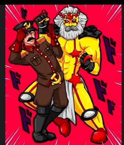 Stalin jojos - meme