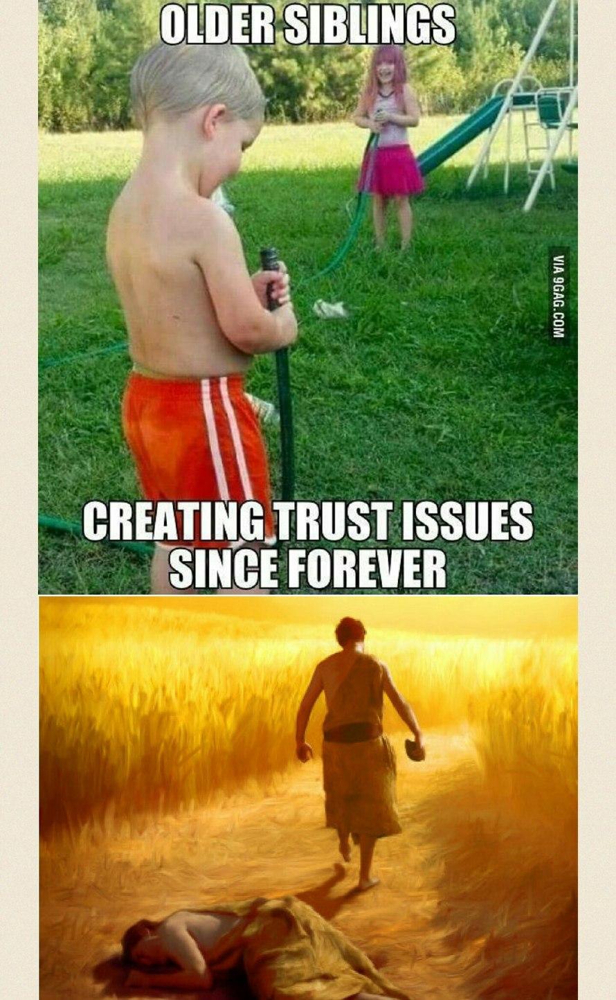 Bible meme....