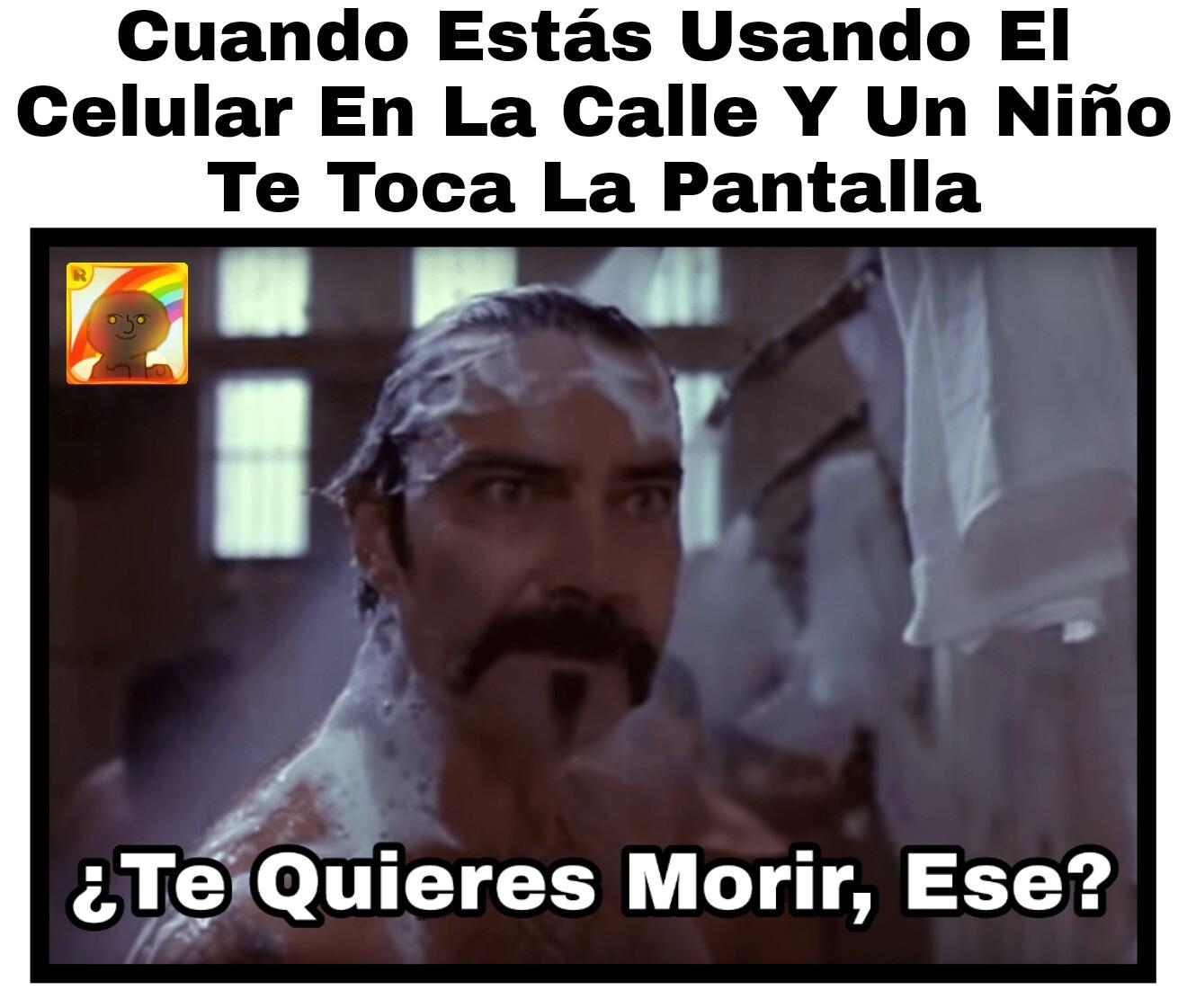 Pantalla - meme