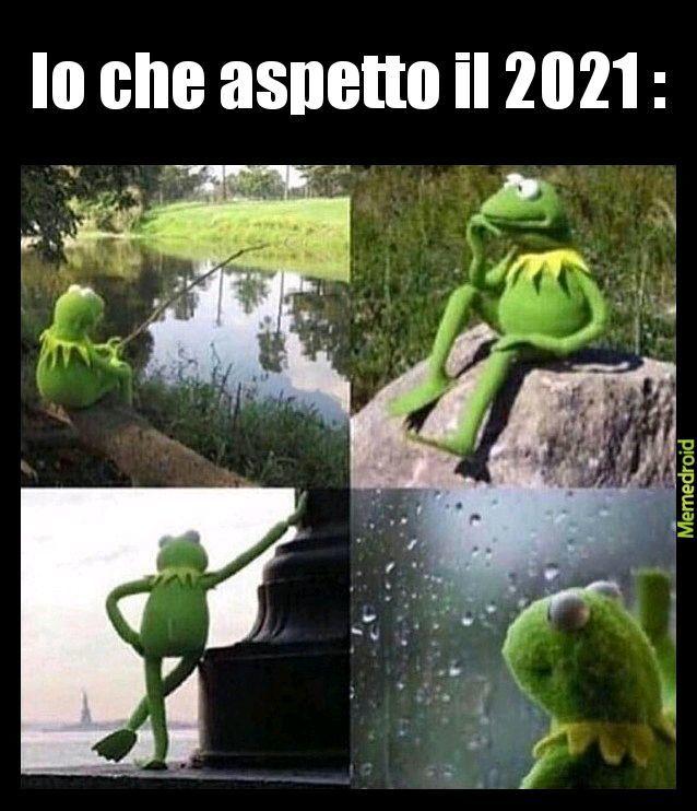 Che anno di m4rd - meme