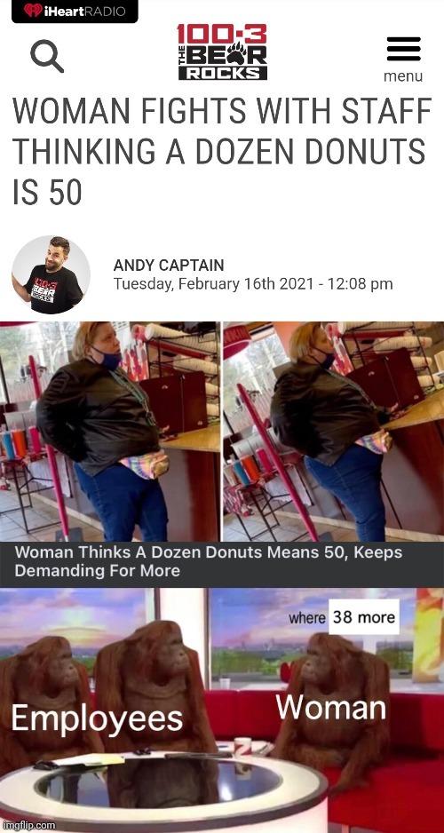 Embrace Donut - meme