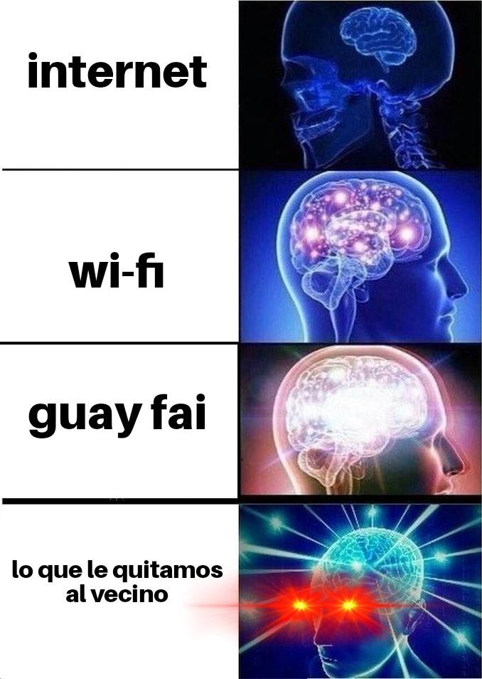 Waifai - meme