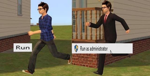 The Sims - meme