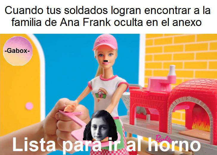 Ese comercial culiao de Barbie me dio inspiración kajsdkfsf - meme