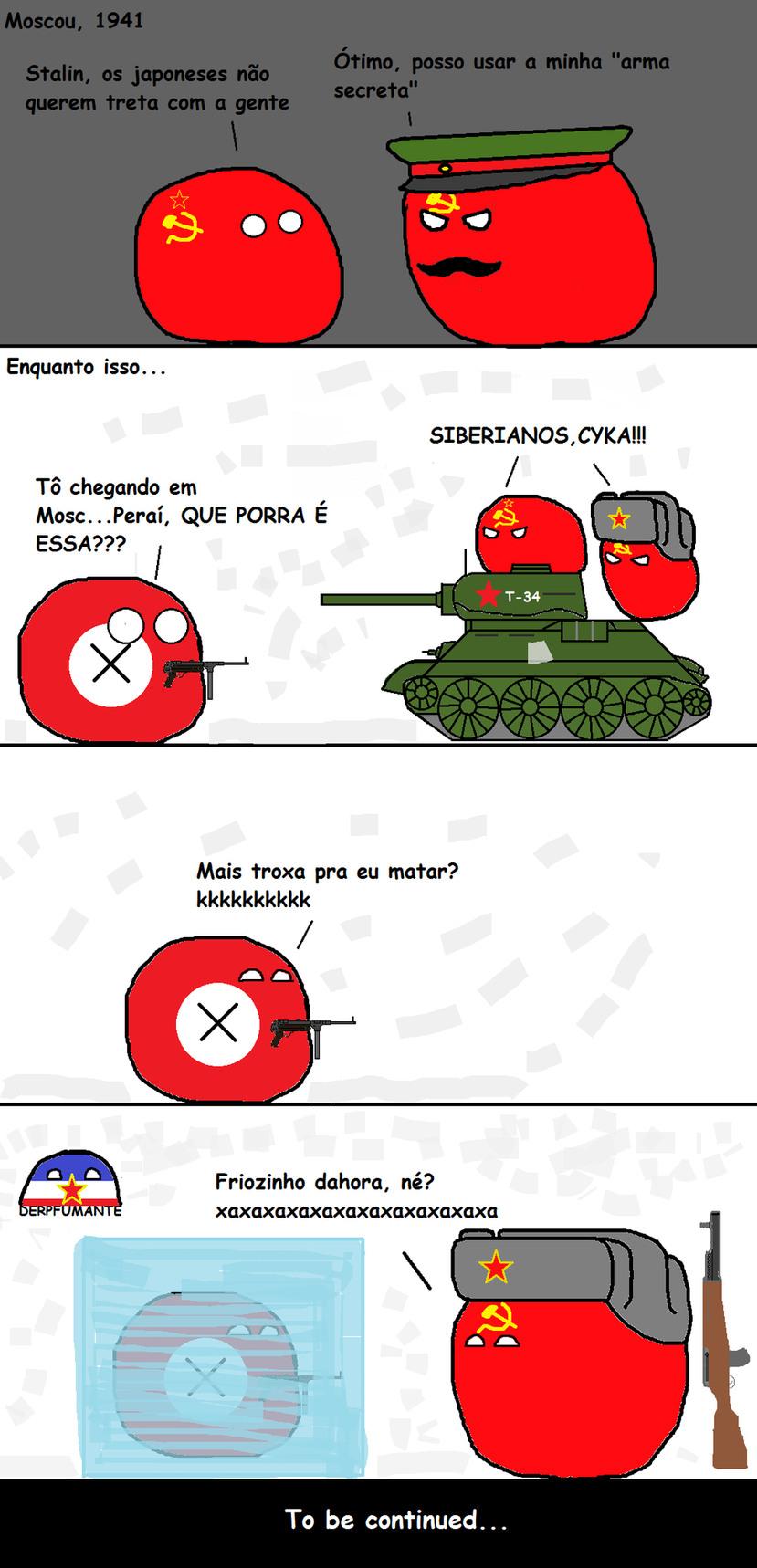WW2 (Parte 4) - meme