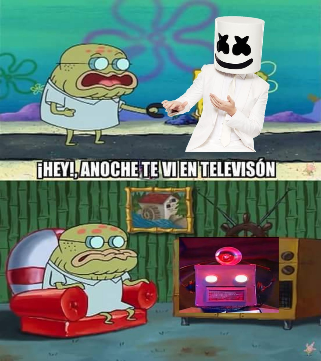 YO SOY DEL FUTURO - meme