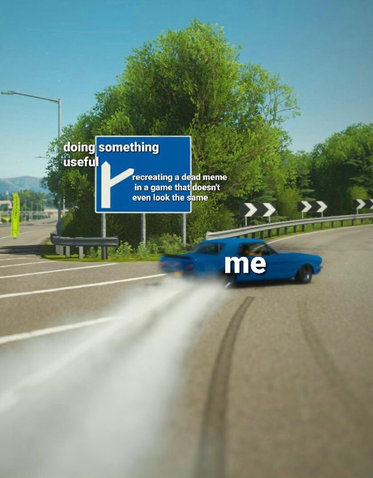 Forza Horizon - meme