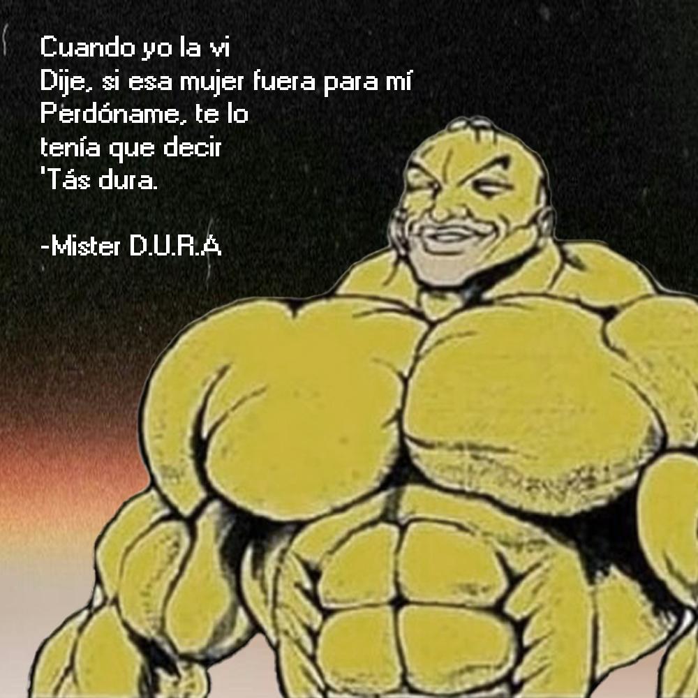 Mister D.U.R.A - meme