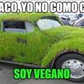 Auto vegano