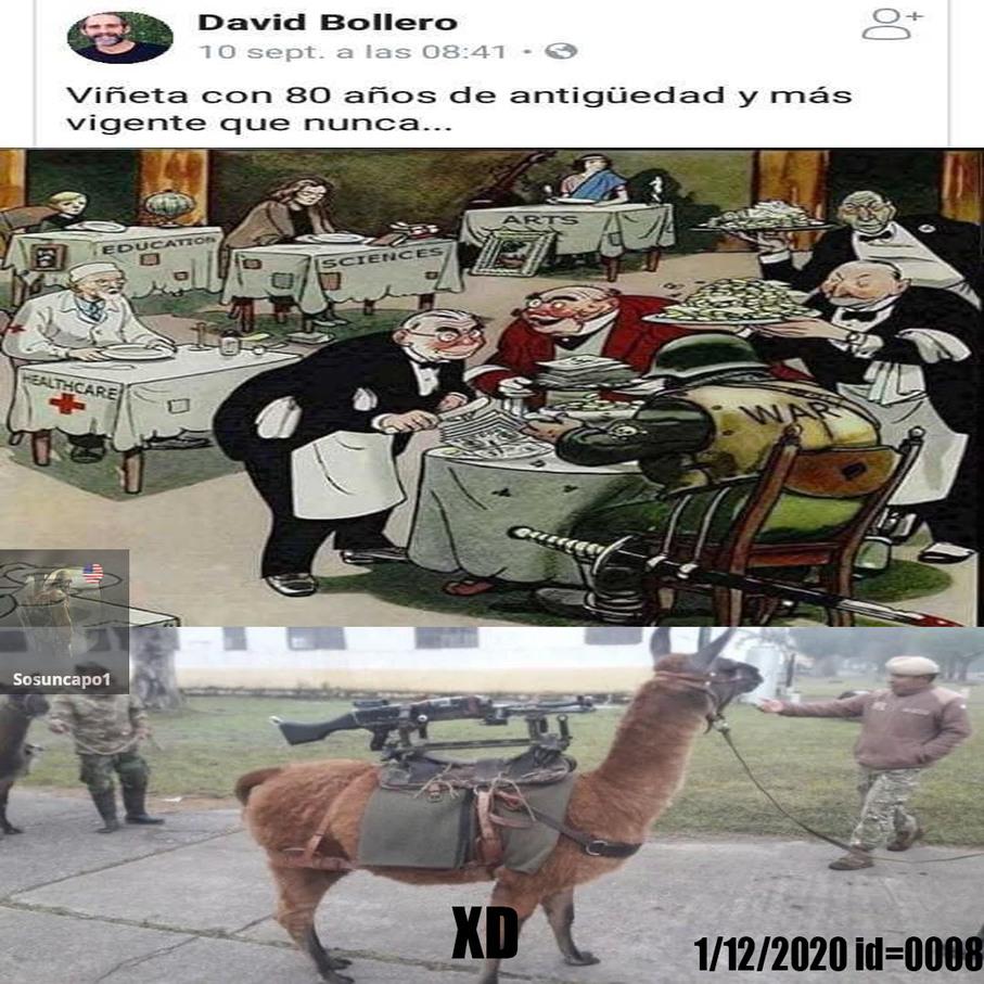 Contexto: en argentina el gobierno dio jujuys tacticos xD - meme