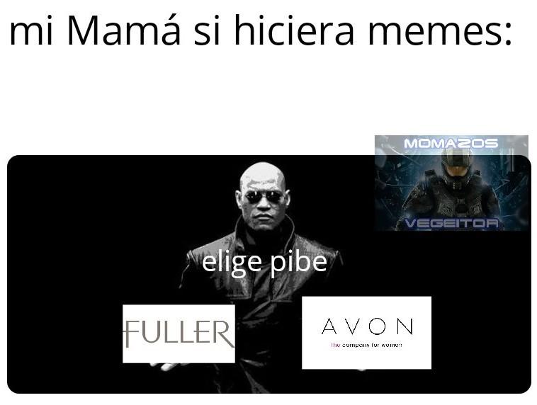 Creo que Avon es mejor xd - meme
