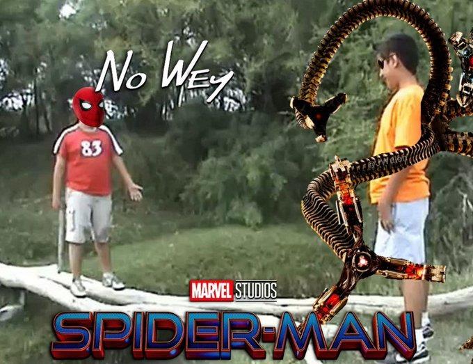 Spiderman no way home XDDDDD - meme