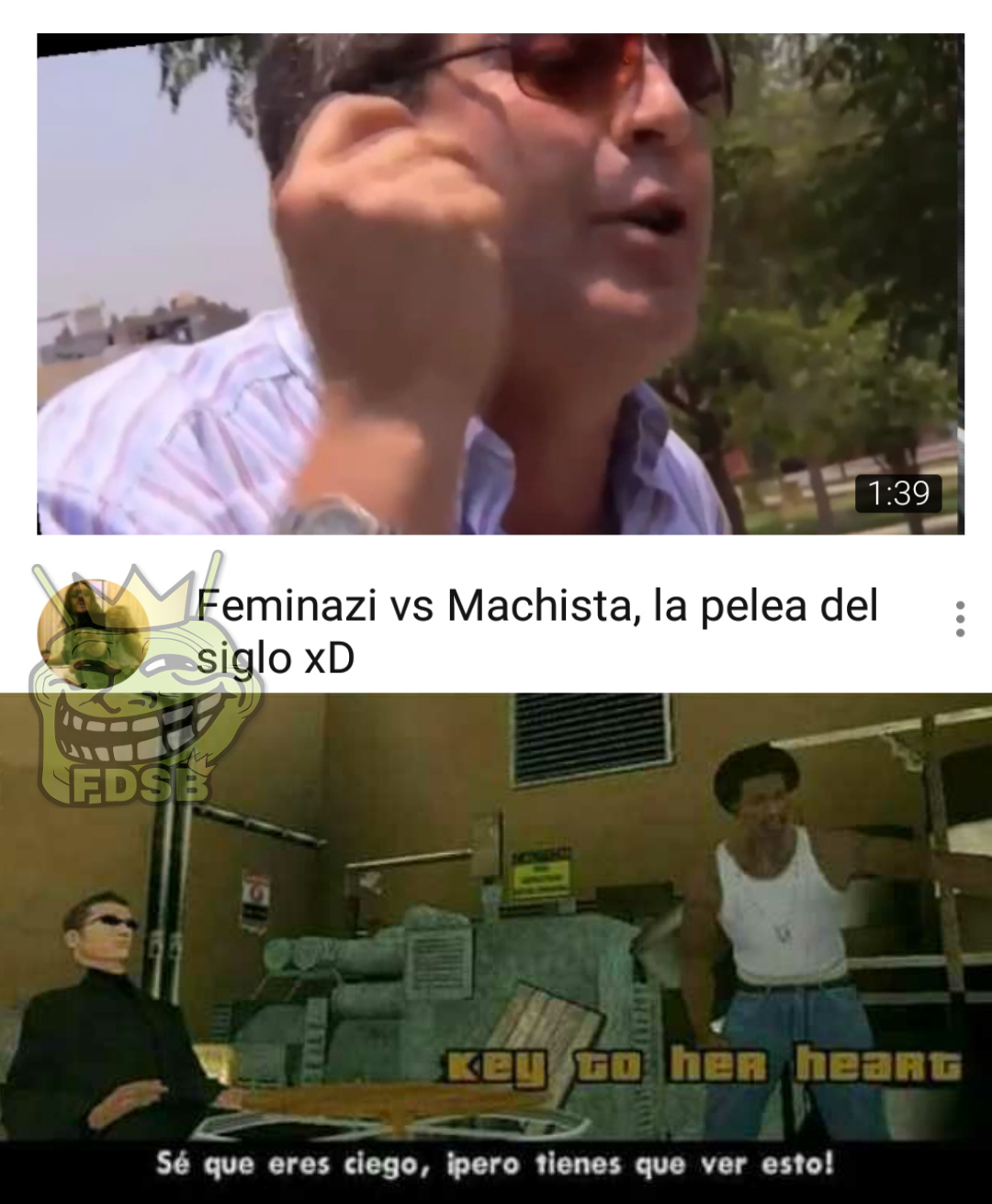 Fight! - meme