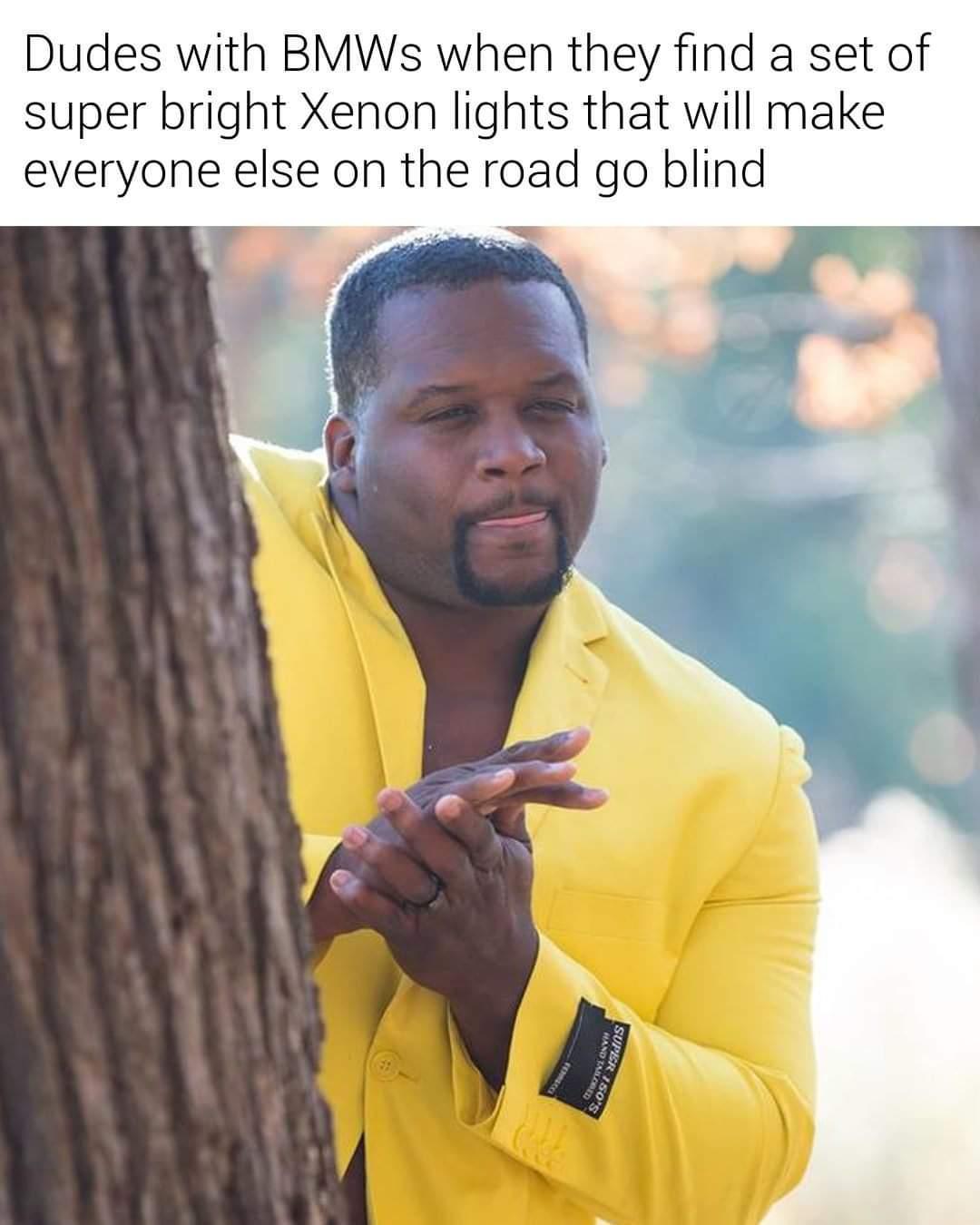 Rip eye sockets - meme