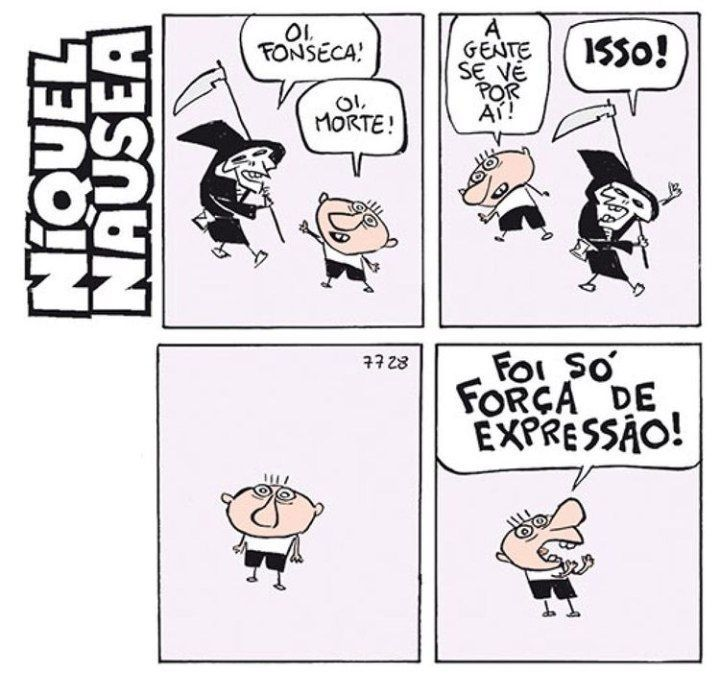 Melhor que Mafalda - meme