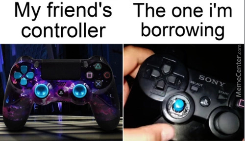 The pain - meme