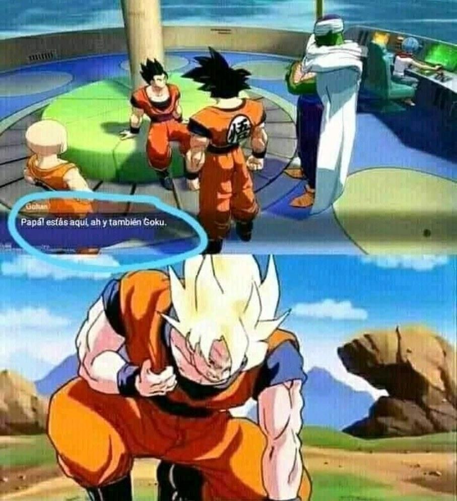 Piccolo-Pikoro-Piqoro-Dragon Ball verde-Piccoro - meme