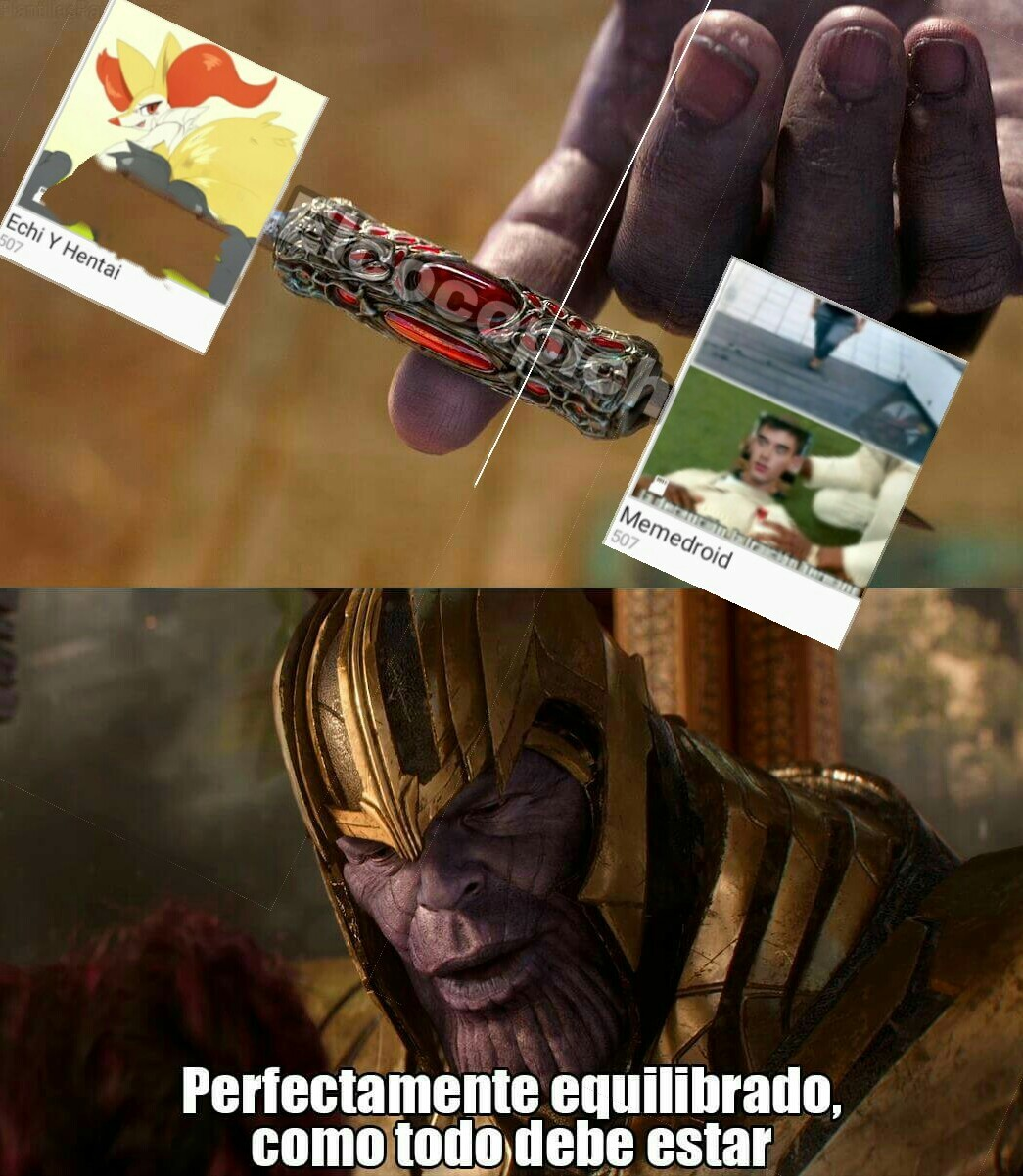 Cantidad perfecta xd - meme