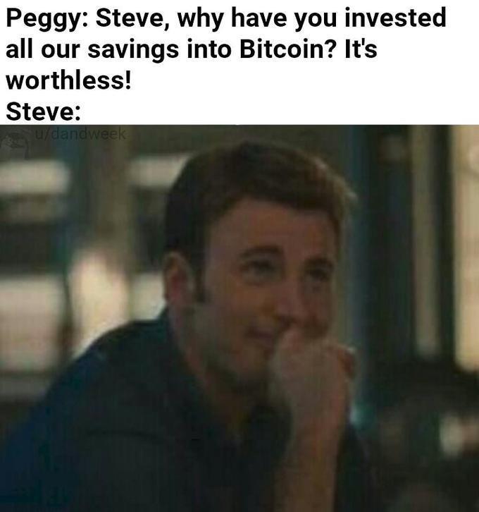 Bitcoin - meme