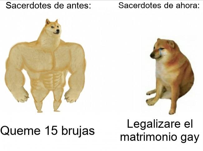 Sacerdotes - meme