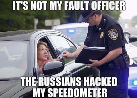 Poor Hillary - meme