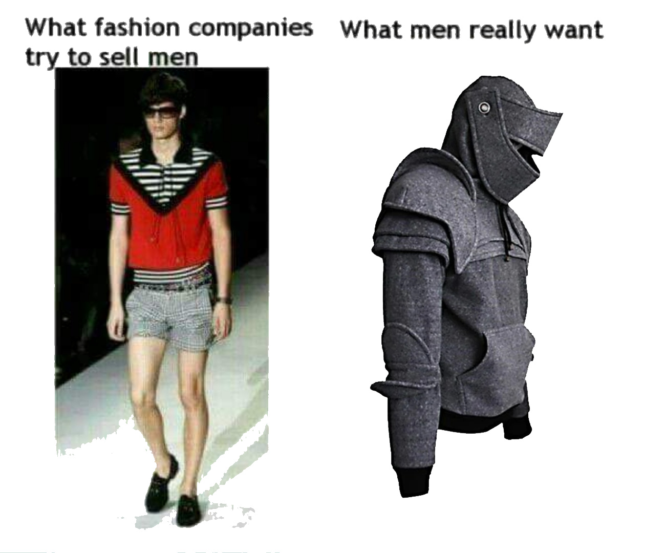 this truly is timeless fashion - meme