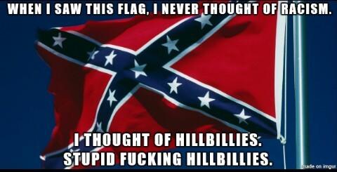 The South will rise again - meme